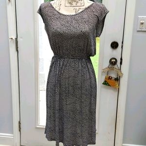 A.N.A, Dress with open back,Medium
